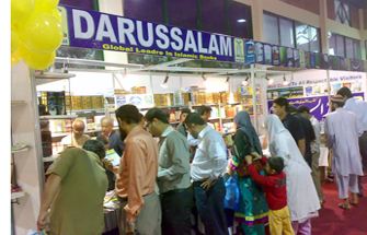 Marketing and Sales Officer Mr. Muhammad Imran said our publications are Published in Italy, Beirut, Riyadh and Lahore.  He said, we are very proud and thanks to Allah because we are selling the total Islamic Books. For more Detial visit: www.darussalampk.com