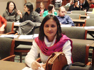 Lubna Mirza, MD