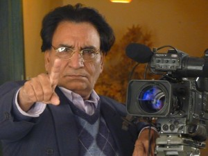 hafeez tahir as director